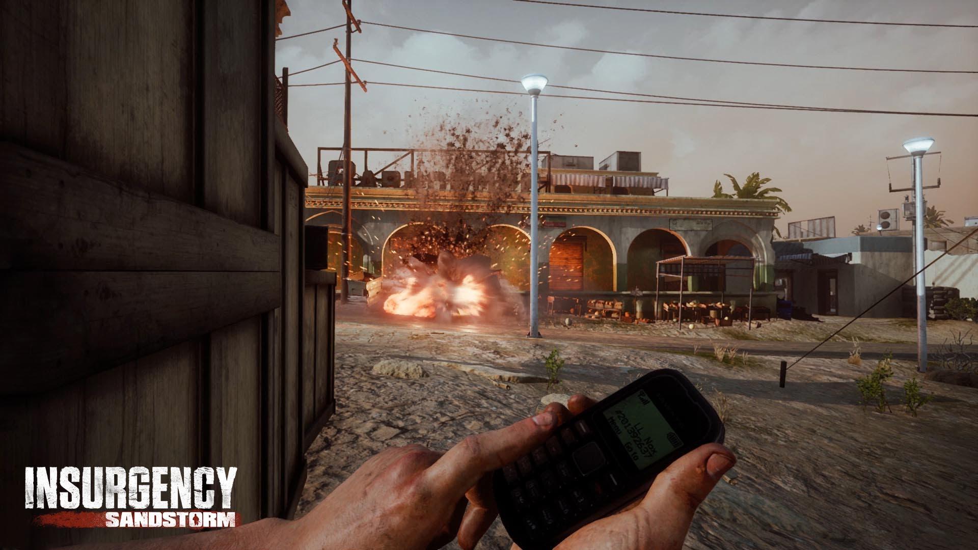 Análisis de Insurgency: Sandstorm - Xbox Series X 6