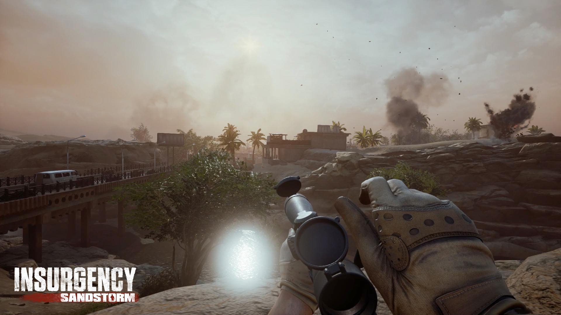 Análisis de Insurgency: Sandstorm - Xbox Series X 7
