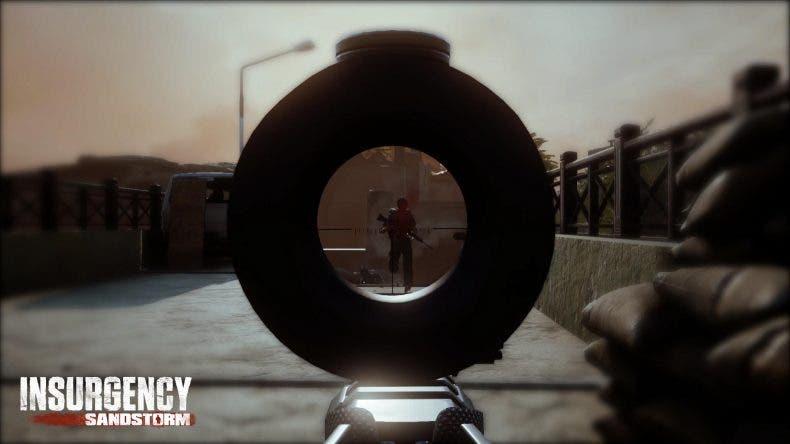 Llegan nuevas imágenes e informaciones desde la alpha de Insurgency: Sandstorm 1