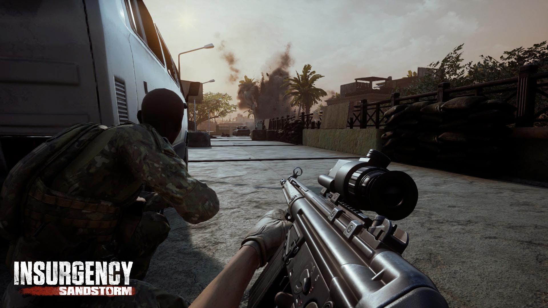 Análisis de Insurgency: Sandstorm - Xbox Series X 5