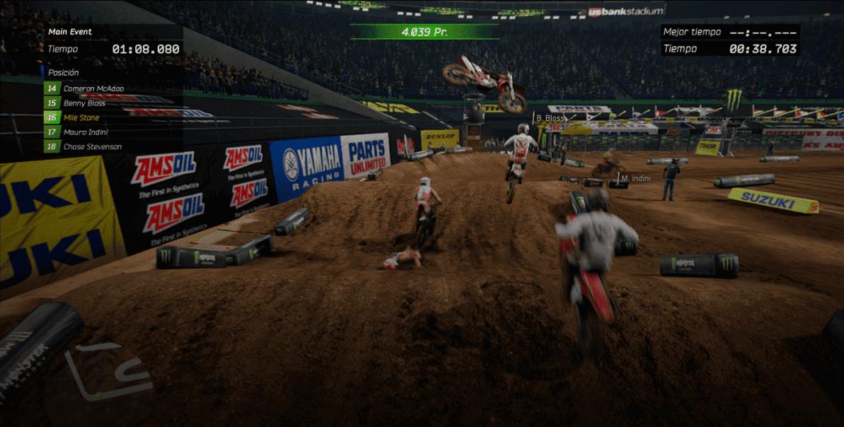 Análisis de Monster Energy Supercross - Xbox One 2
