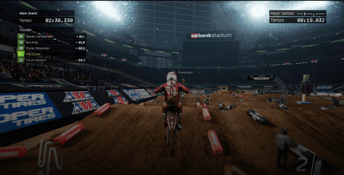 Análisis de Monster Energy Supercross - Xbox One 1
