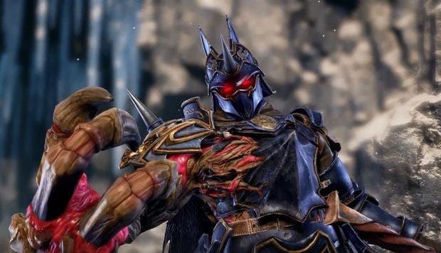 Nightmare es el protagonista del nuevo vídeo de Soul Calibur VI 1