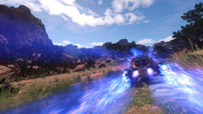 OnRush permitirá elegir entre resolución 4k o 60fps en Xbox One X 1