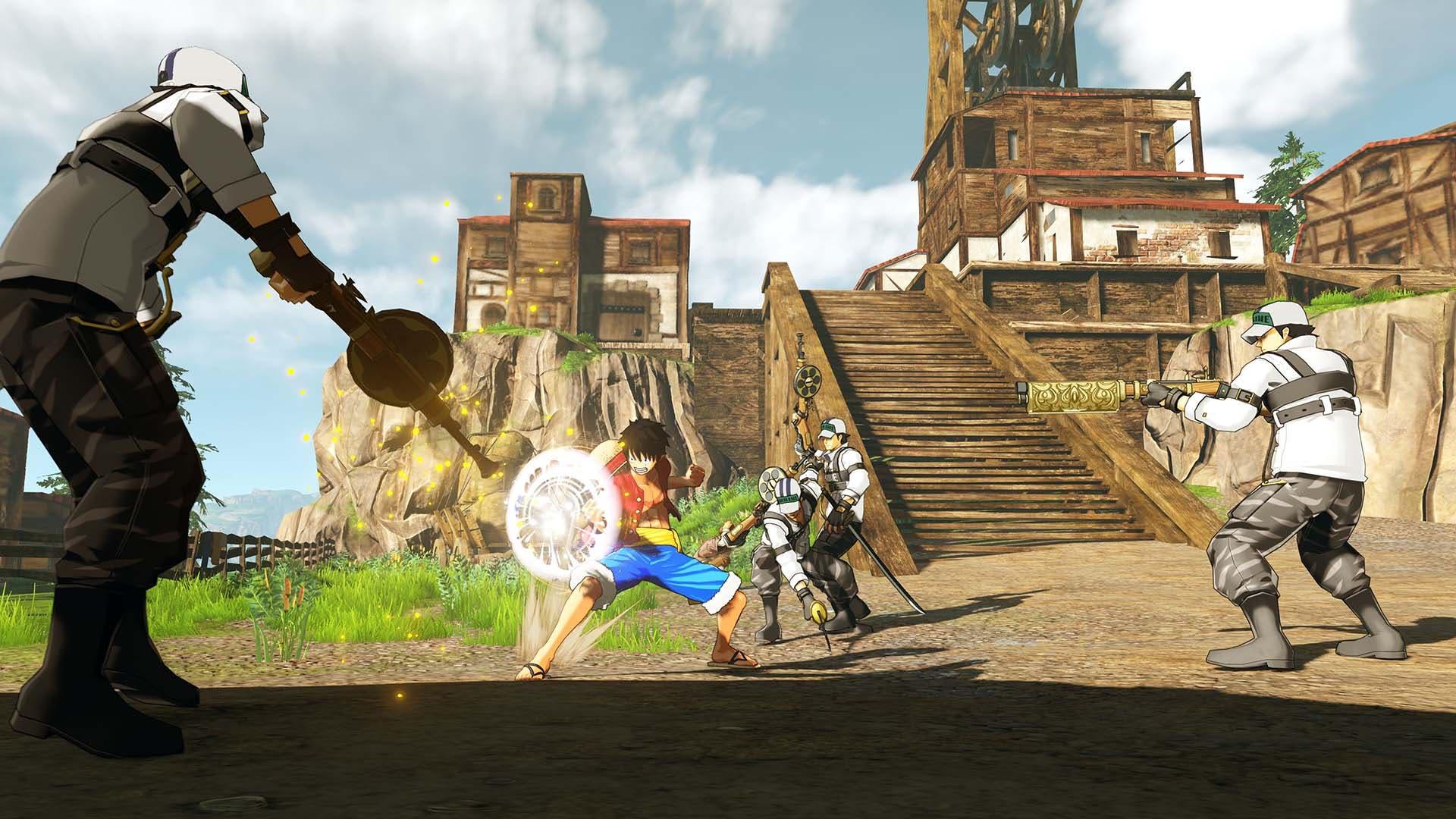 Presentado el primer DLC de One Piece: World Seeker con Zoro como protagonista