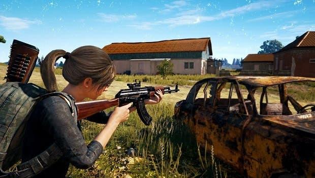 PUBG sigue sin rendir en Xbox One X, según Digital Foundry 1