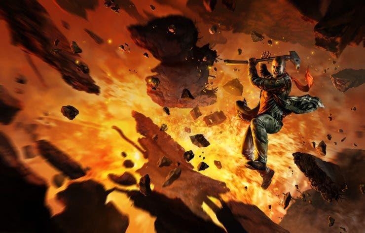 Red Faction: Guerrilla tendrá remasterización para Xbox One, con soporte 4K nativo 1