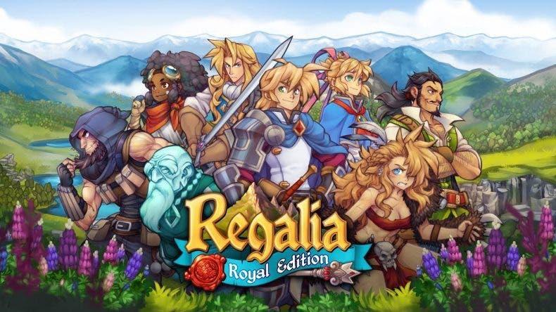 Regalia: Royal Edition, un RPG por turnos que llegará a Xbox One este abril 1