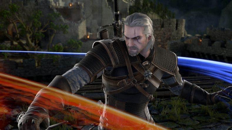 SoulCalibur VI nos presenta a Geralt de Rivia en su portada 1