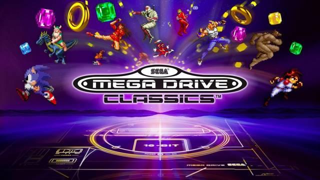 Vive la historia de Sega con Sega Mega Drive Classics 1