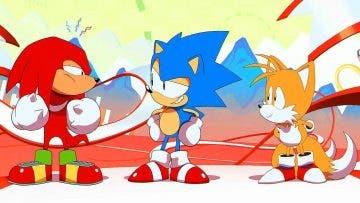 Ya disponible el primer capítulo de Sonic Mania Adventures 6