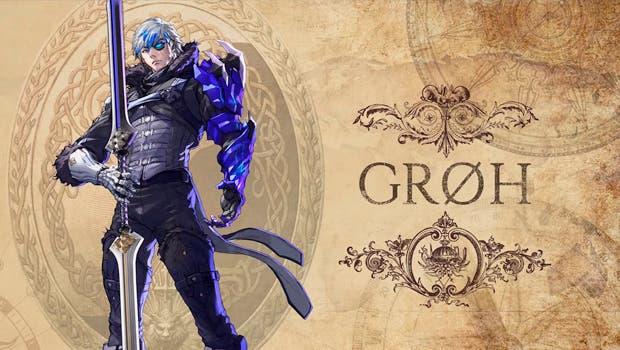 Nuevo gameplay de Soul Calibur VI para presentar a Grøh 1