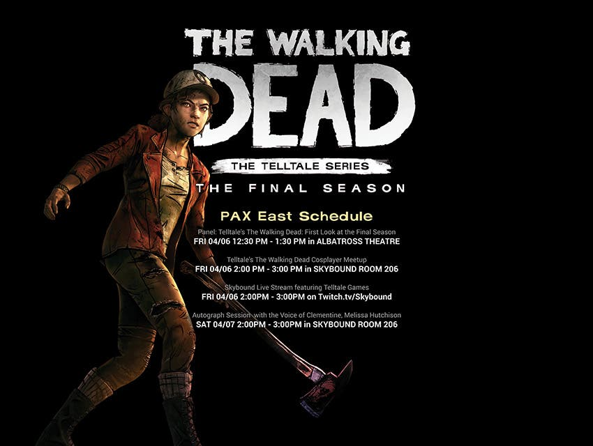 The Walking Dead: The Final Season se presentará próximamente 2