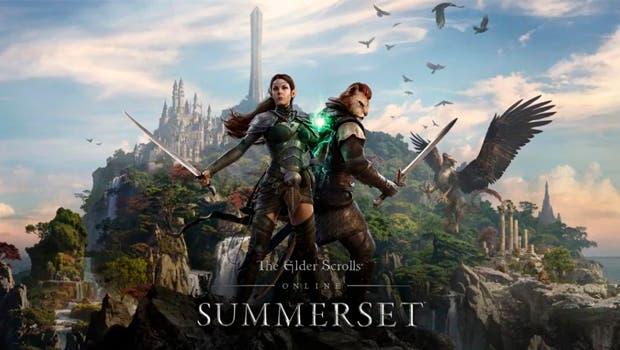 Se presenta The Elder Scrolls Online: Summerset, una nueva expansión 1