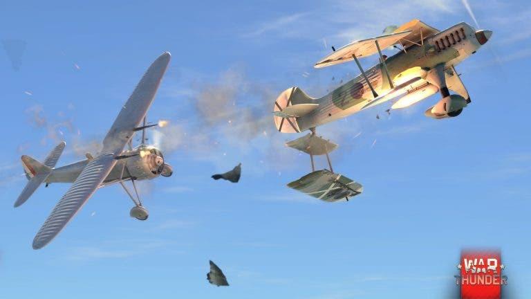 Confirmado el rendimiento en Xbox One X y el juego cruzado en War Thunder 2