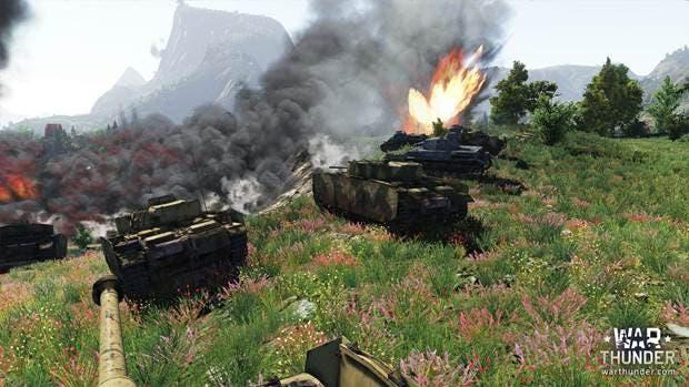 Confirmado el rendimiento en Xbox One X y el juego cruzado en War Thunder 1