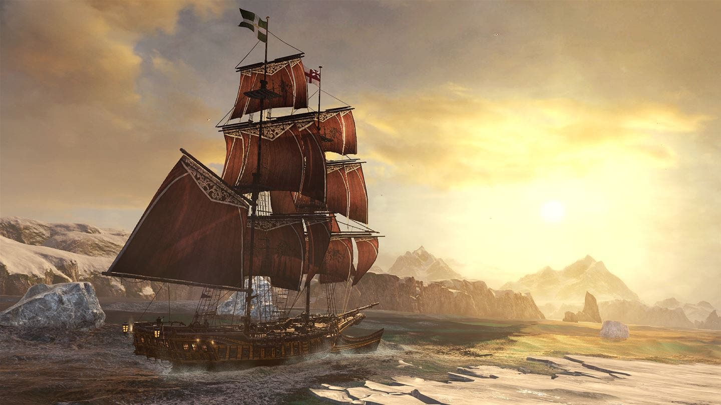 Análisis de Assassin's Creed Rogue Remastered - Xbox One 4