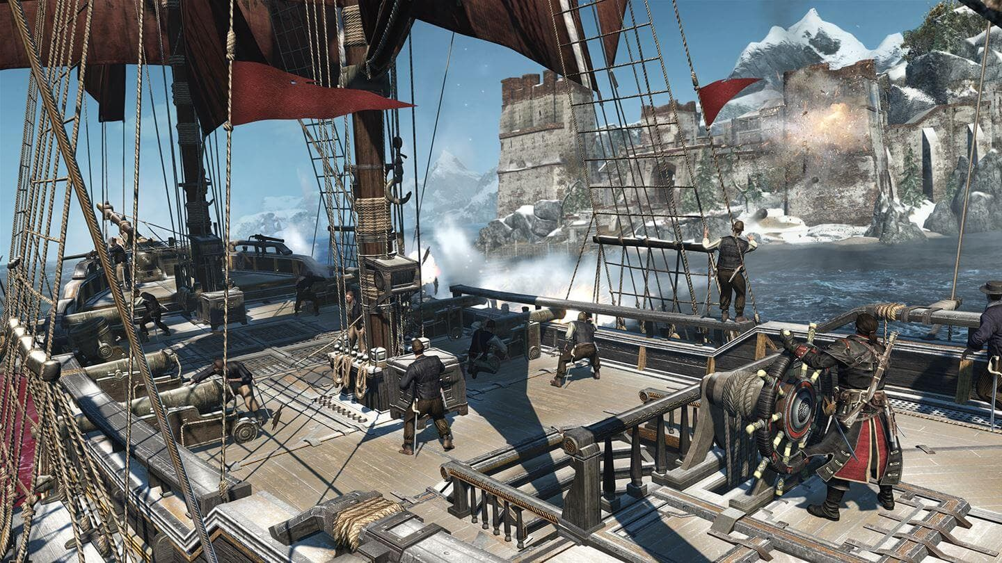 Análisis de Assassin's Creed Rogue Remastered - Xbox One 2
