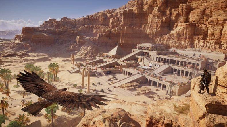 Ya disponible la expansión de Assassin's Creed Origins: The Curse of the Pharaohs 1