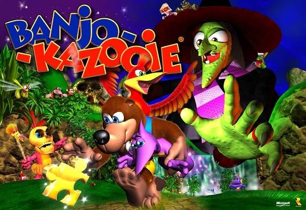 A Phil Spencer le gustaría ver a Banjo y Kazooie en Super Smash Bros 1