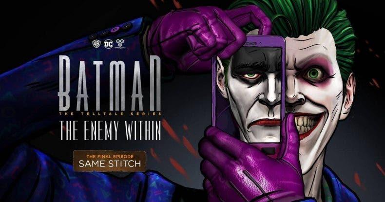 El Joker desvela sus diferentes caras en el trailer de Batman: The Enemy Within 1