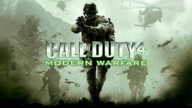 Call of Duty 4: Modern Warfare ya es retrocompatible con Xbox One 1