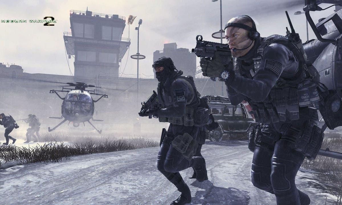 Modern Warfare 2 Remastered incluiría multijugador segun una nueva filtración