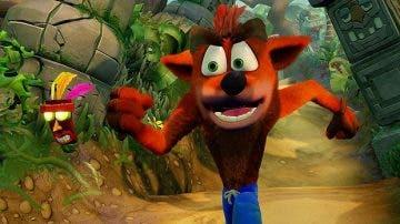 Crash Bandicoot se estrena en Xbox One como el juego más vendido de la semana en UK 10