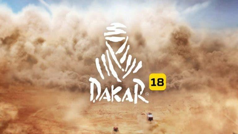 Supervivencia al volante, así se muestra Dakar 18 en este extenso gameplay 1