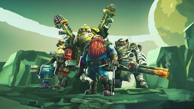 Filtrada la hoja de ruta de Deep Rock Galactic en Xbox One 1