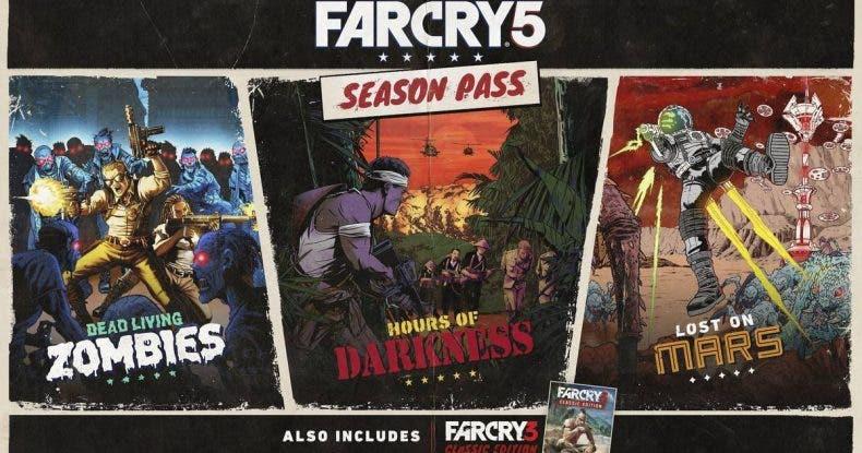 Far Cry 5 presenta en vídeo su pase de temporada, DLC gratuito y editor de mapas 1