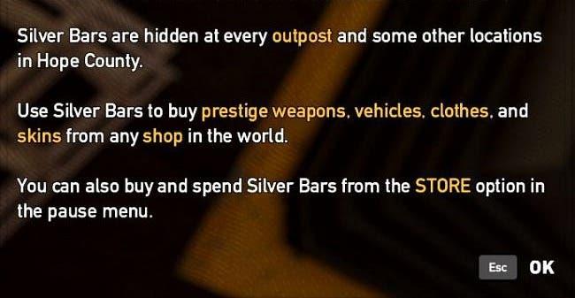 Far Cry 5 tendrá microtransacciones, pero no cajas botín 2