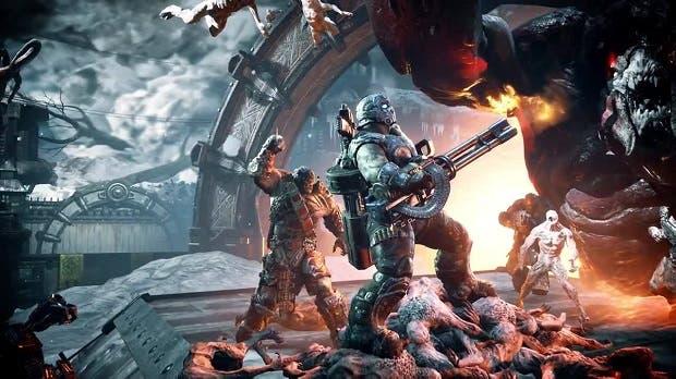 Splash Damage aviva los rumores de un nuevo Gears of War en desarrollo 1