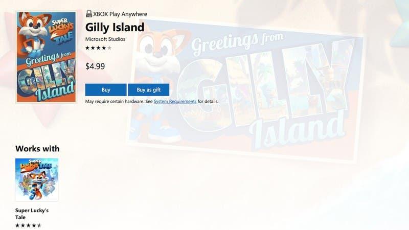 Super Lucky's Tale recibe una nueva expansión muy tropical 2