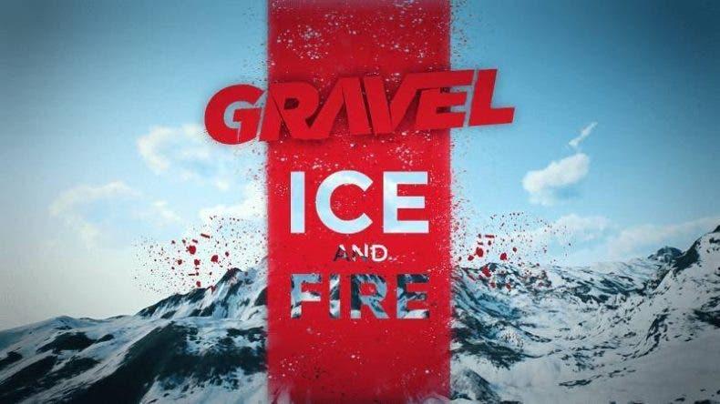 Así es 'Ice and Fire', el nuevo DLC para Gravel 1