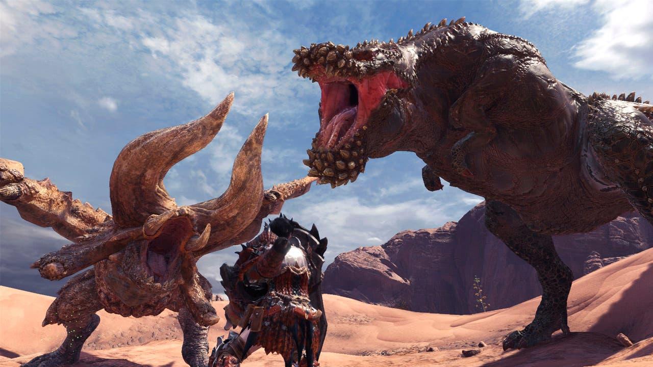 El futuro de la industria no dependerá de las plataformas, según el director de Monster Hunter World 2