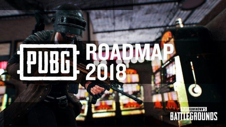 Hoja de ruta de PUBG en Xbox One y nuevo mapa en primavera 1