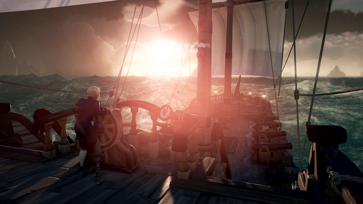 Análisis de Sea of Thieves - Xbox One 4
