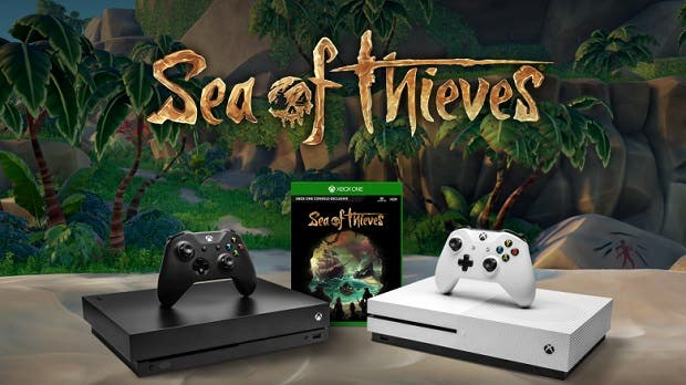 Consigue una Xbox One X con Sea of Thieves por tiempo limitado 1
