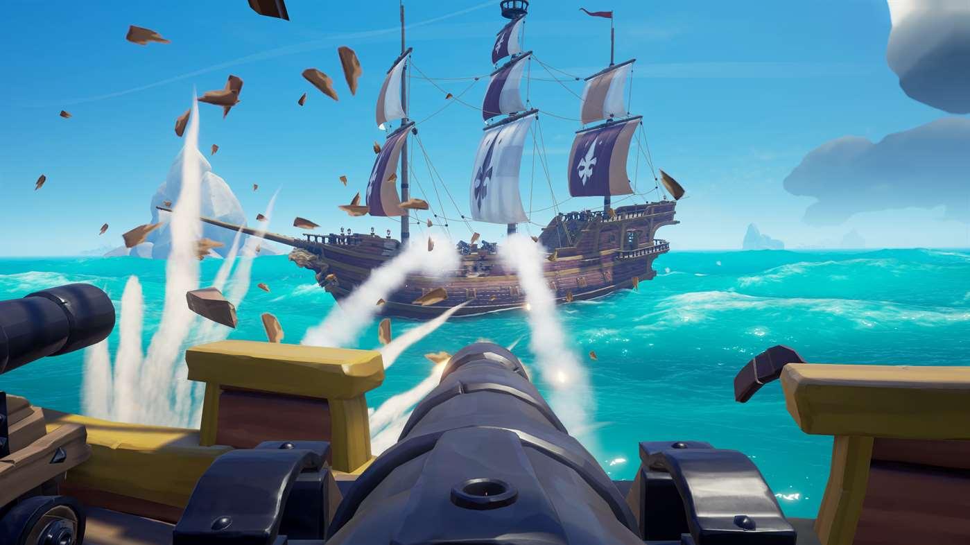 Análisis de Sea of Thieves - Xbox One 2