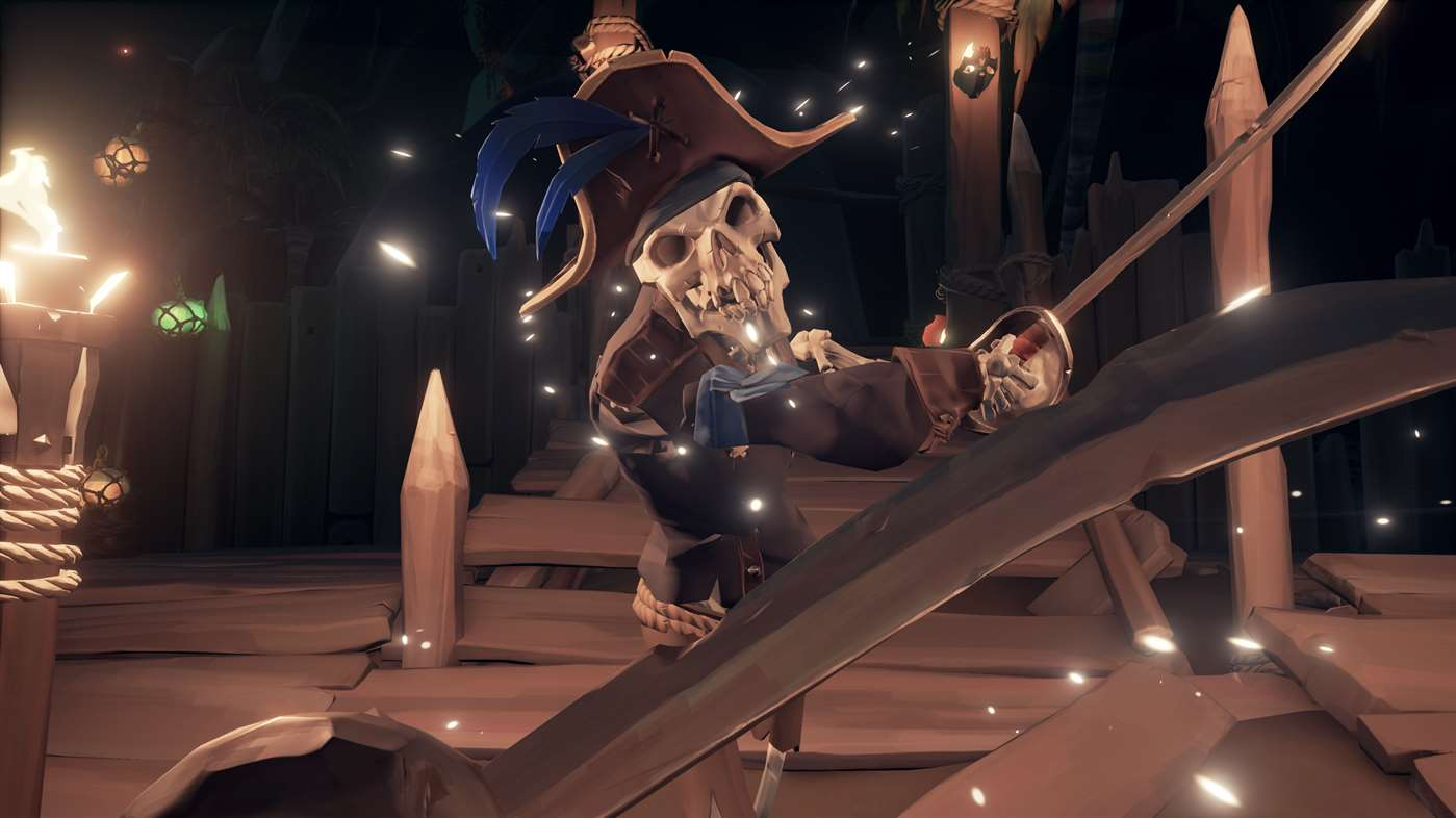 Análisis de Sea of Thieves - Xbox One 3