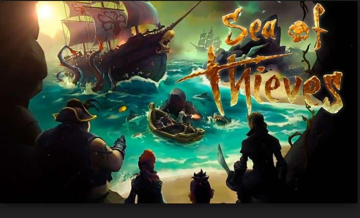 El parche día uno de Sea of Thieves es una broma 1