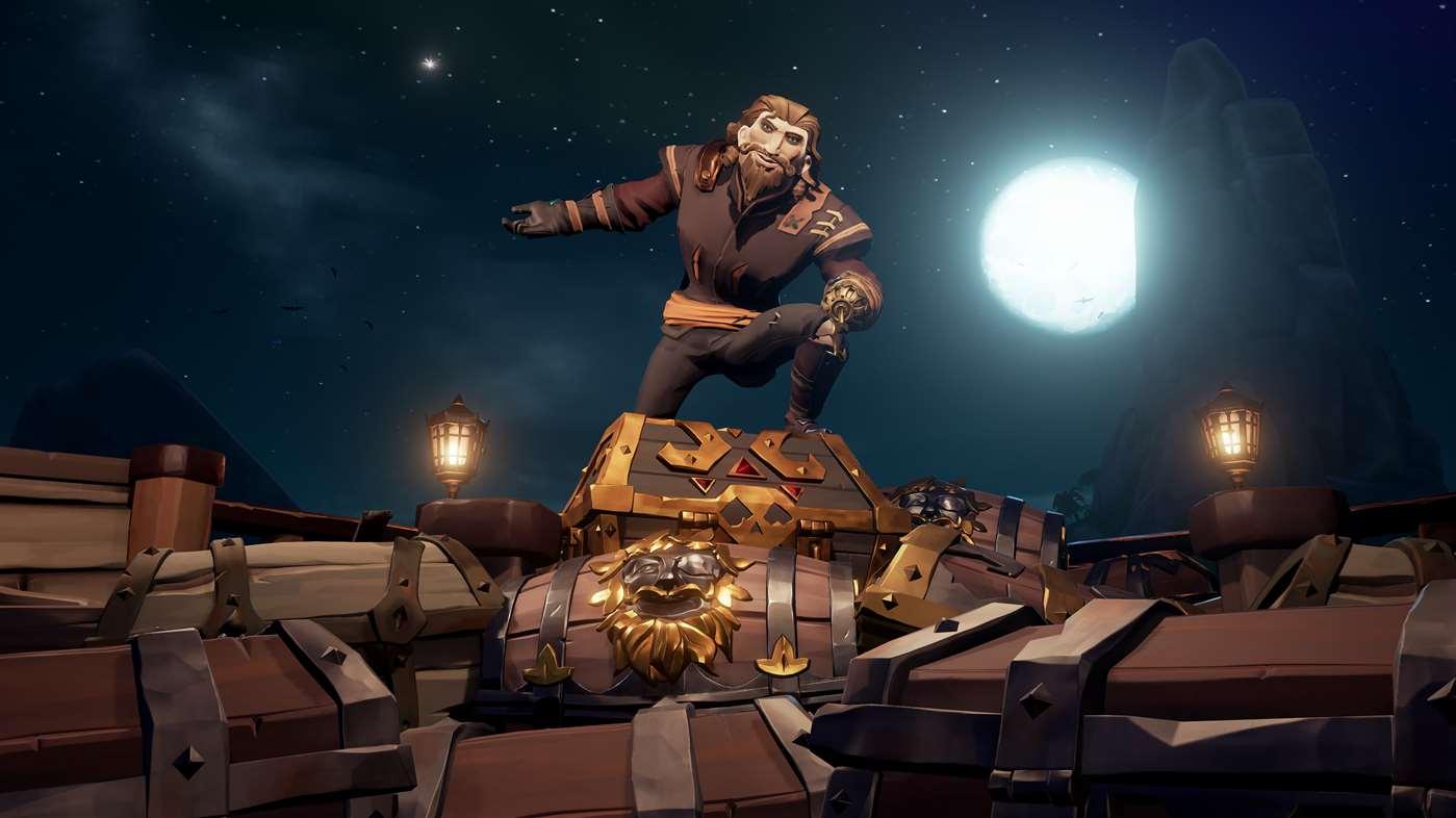 Análisis de Sea of Thieves - Xbox One 1