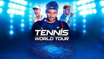 Tennis World Tour, nuevo gameplay protagonizado por las leyendas John McEnroe y Andre Agassi 9