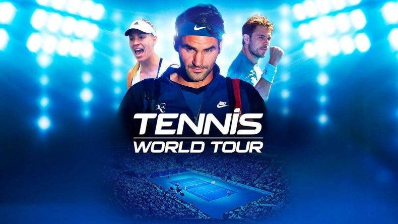 Tennis World Tour muestra su intenso modo carrera 1
