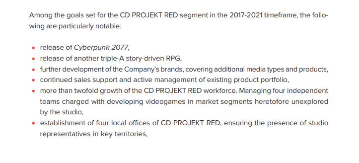 Se filtra otro proyecto de CD Projekt RED para después de Cyberpunk 2077 2