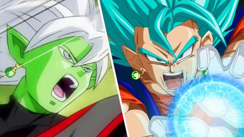 Vegetto Blue, Zamasu Fusión y más serían nuevos personajes de Dragon Ball FighterZ, según rumores 1