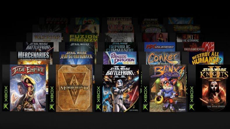 Estos son los nuevos juegos retrocompatibles de la Xbox original para abril 1
