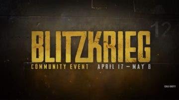 Ya está aquí Blitzkrieg, el nuevo evento de Call of Duty WWII 6