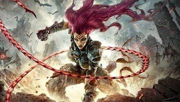 Furia desata todo su poder en el nuevo tráiler de Darksiders III 8